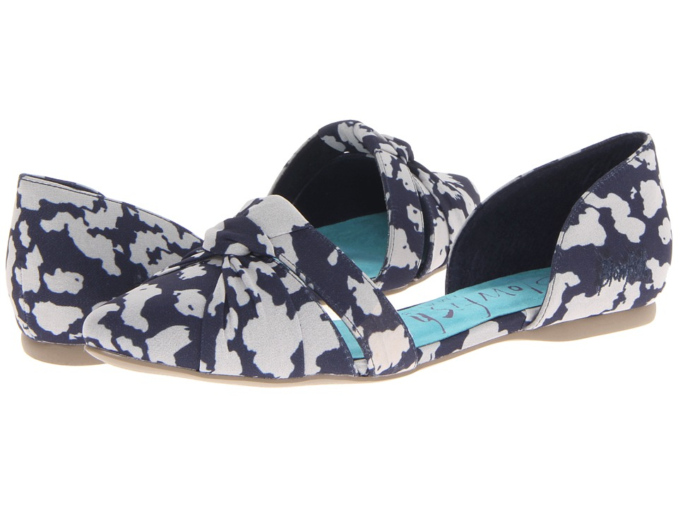 Blowfish Dacey (Blue Sudan Print) Women