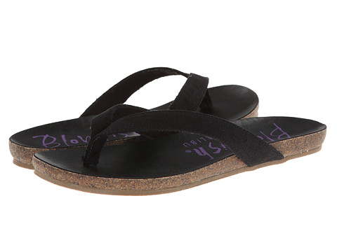 Blowfish - Gisele (Solid Black Cozumel) Women's Sandals