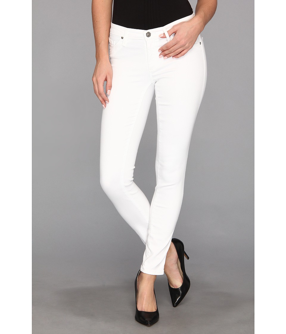 AG Adriano Goldschmied - The Legging Ankle in White (White) Women