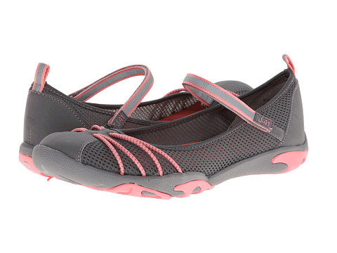 J-41 - Titan - Hydro Terra (Charcoal/Salmon Rose) Women's Shoes