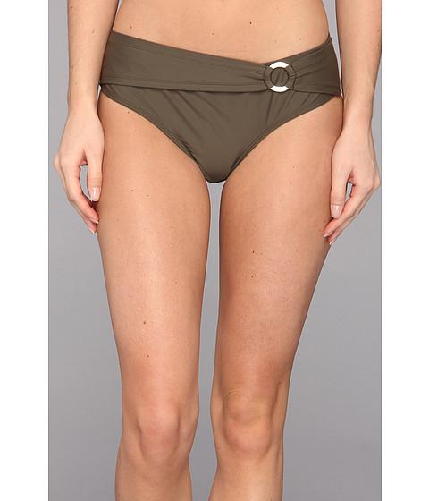 Body Glove - Smoothies Contempo Belted High Waist Bottom (Desert) Women's Swimwear