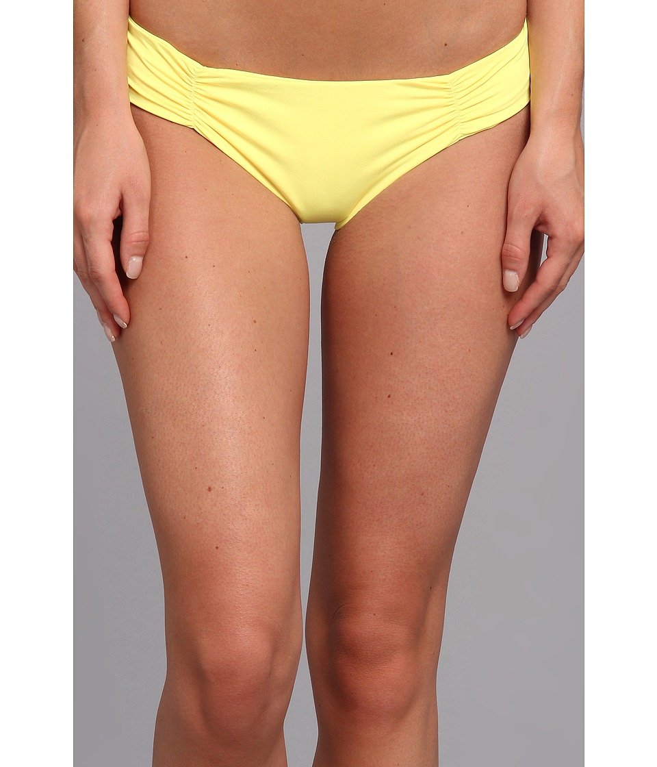 L*Space - Sensual Solids Monique Bottom (Daffodil) Women's Swimwear