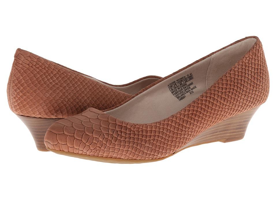 Rockport - Alika Pump (Mocha Bliss) Women's 1-2 inch heel Shoes