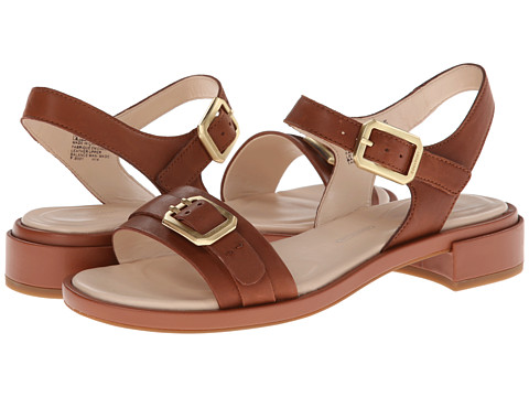 Rockport - Racheline Buckle Ankle Strap (Mocha Bliss) Women