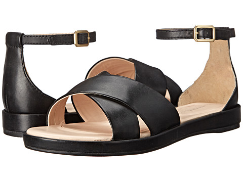 Rockport - Jaeliah X Ankle Strap (Black) Women