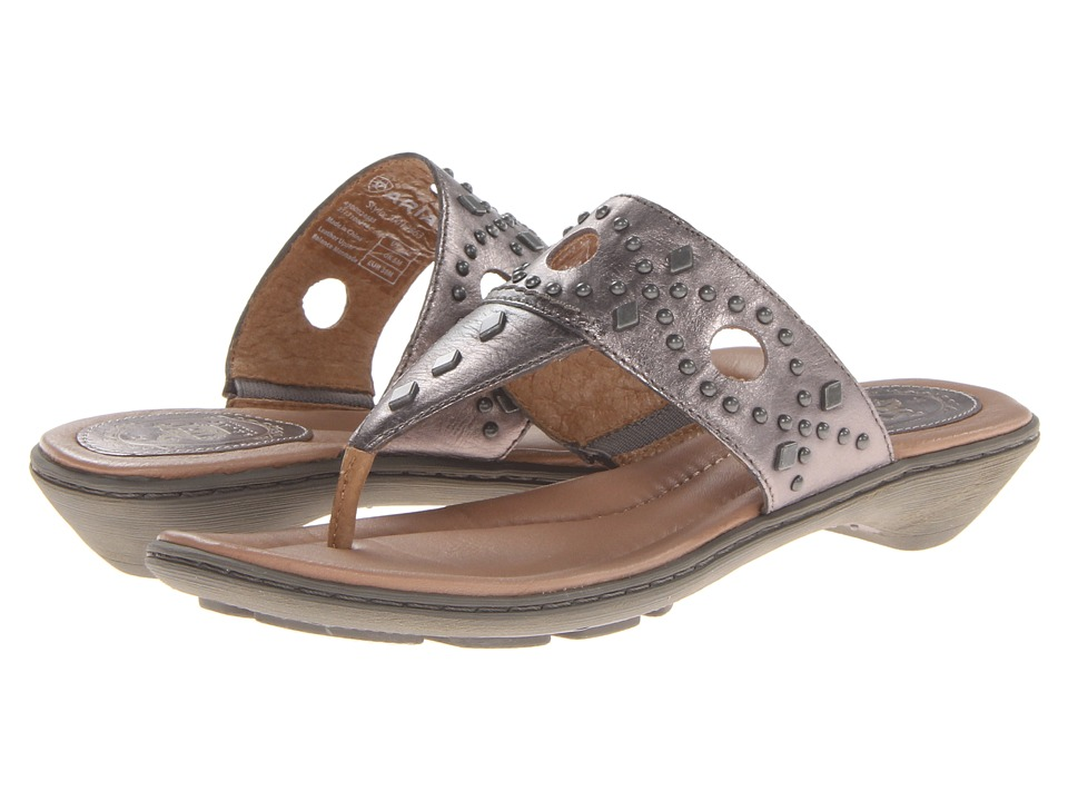 Ariat - North Star (Pewter) Women's Sandals