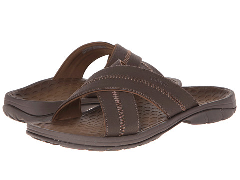 VIONIC - Adam (Chocolate) Men's Sandals