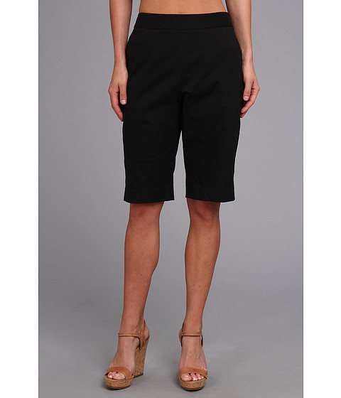 Pendleton - Frankie Short (Black Stretch Twill) Women