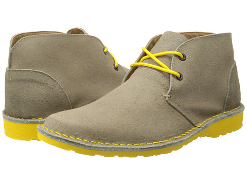Type Z - Niko (Sand Suede) Men