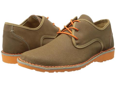 Type Z - Alexander (Camel Suede) Men's Lace up casual Shoes