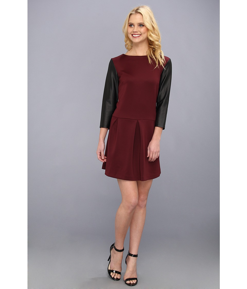 BCBGeneration - Low Peplum Dres (Brulee) Women's Dress