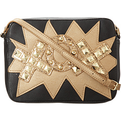 SALE! $46.99 - Save $31 on Betsey Johnson T.T.Y.L. Crossbody (Black) Bags and Luggage - 39.76% OFF $78.00