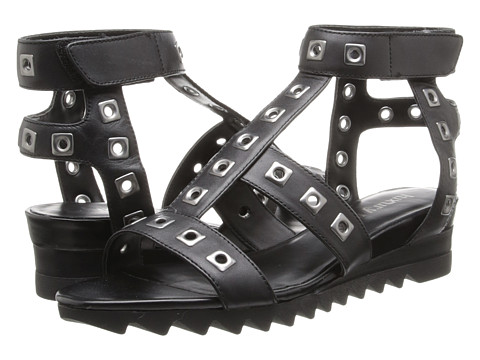Luxury Rebel - Elena (Black) Women's Sandals