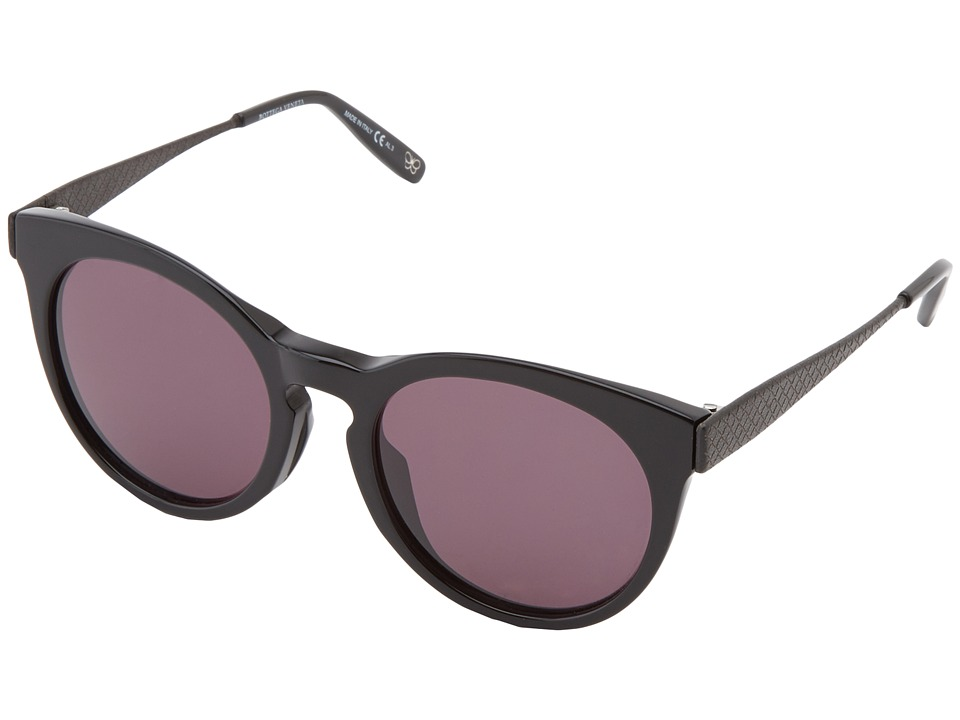 Bottega Veneta - 253/F/S (Black/Grey) Fashion Sunglasses