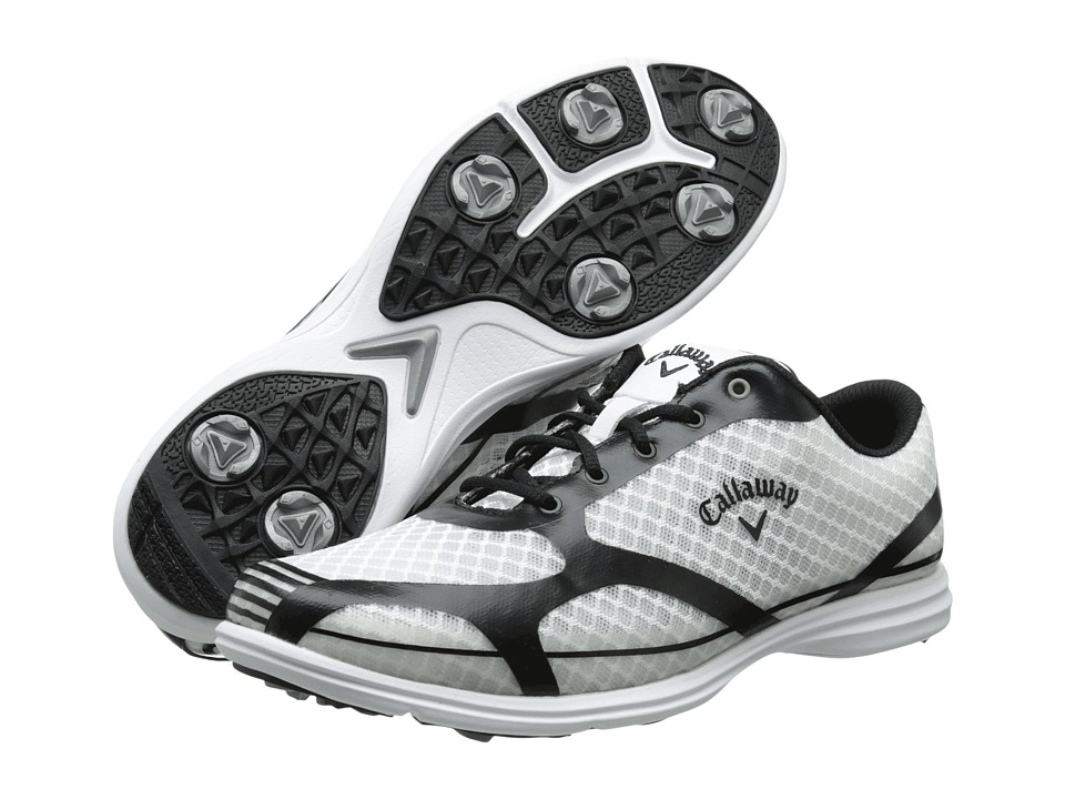 Callaway - Solaire (White/Black) Women's Golf Shoes