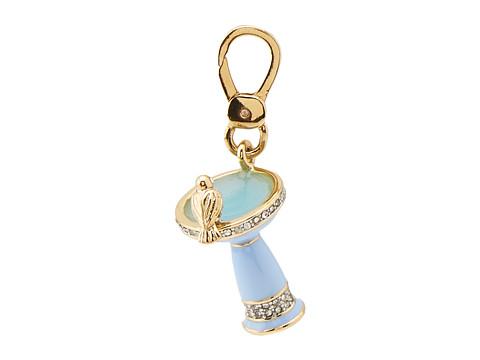 Juicy Couture Bird Bath Charm (Gold) Charms Bracelet