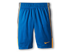 Nike Kids Aceler8 Short (Little Kids/Big Kids) (Military Blue/Cool Grey/Atomic Orange)
