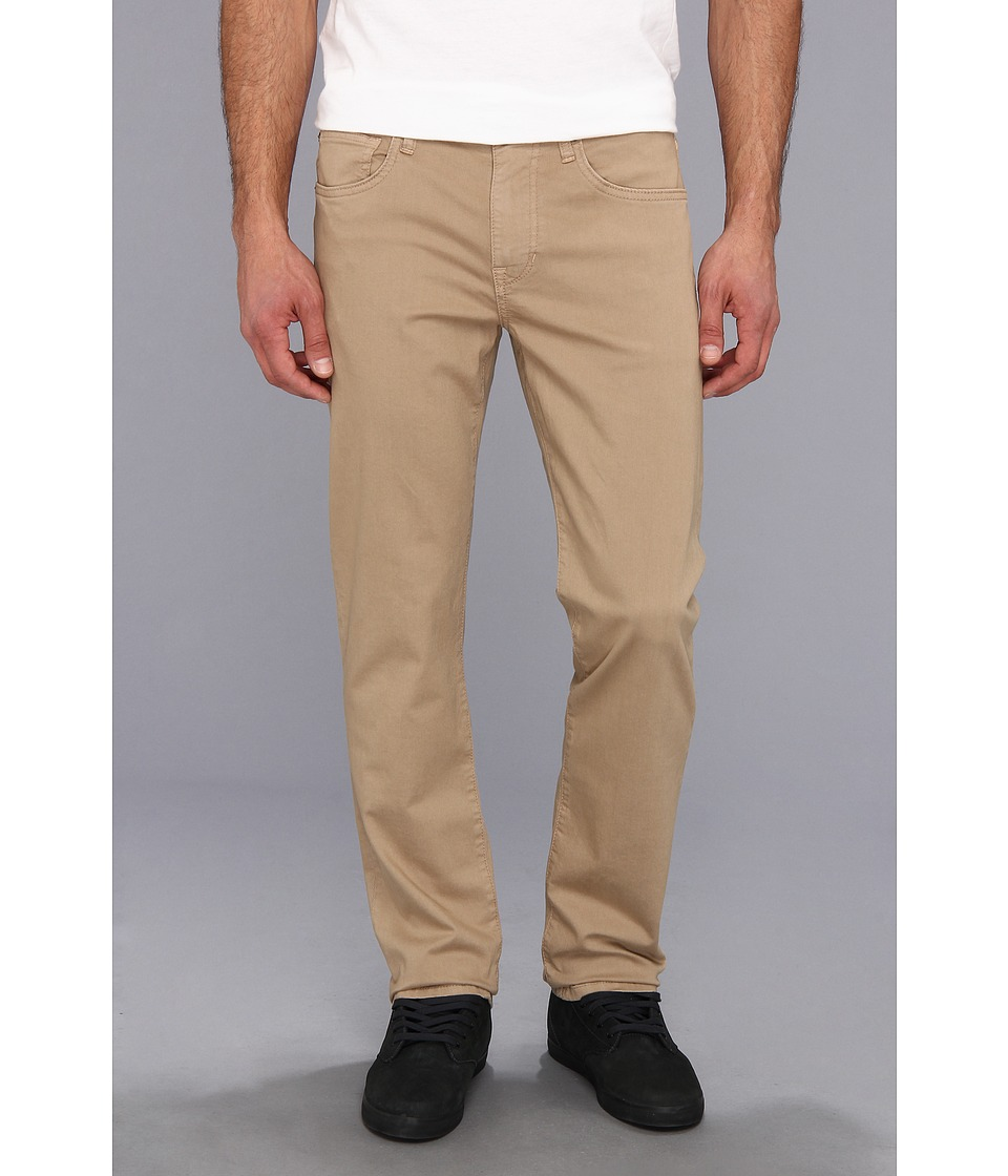 Joe's Jeans - Brixton Straight Narrow in Faded Colors (Khaki) Men's Jeans