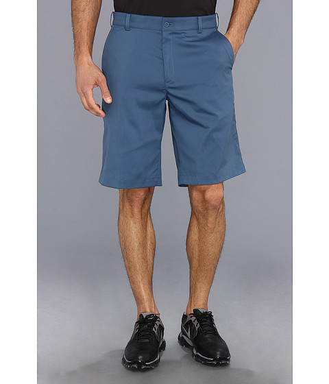 Nike Golf - Flat Front Tech Short (New Slate/New Slate) Men's Shorts