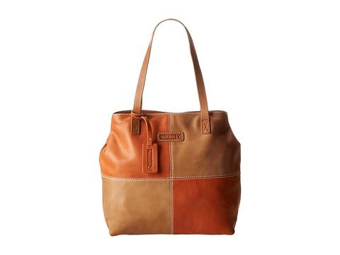 Pikolinos - BBB-928 (Brandy/Caldera) Handbags