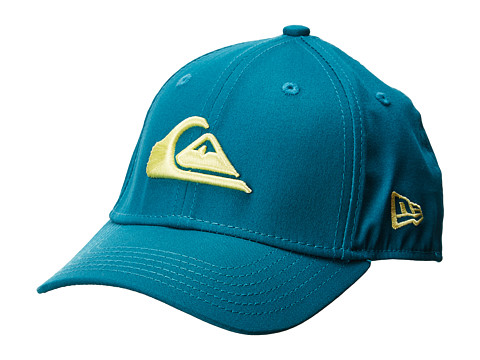 Quiksilver - Mountain and the Wave (Little Kid) (Teal) Caps