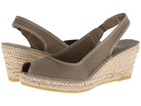 Vidorreta - Tanya (Light Brown) Women's Wedge Shoes