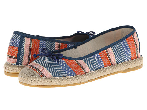Vidorreta - Jonah (Blue Multi) Women's Flat Shoes