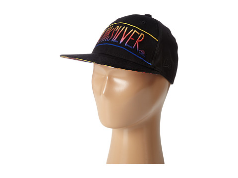 Quiksilver - Ripper (Big Kid) (Black) Baseball Caps