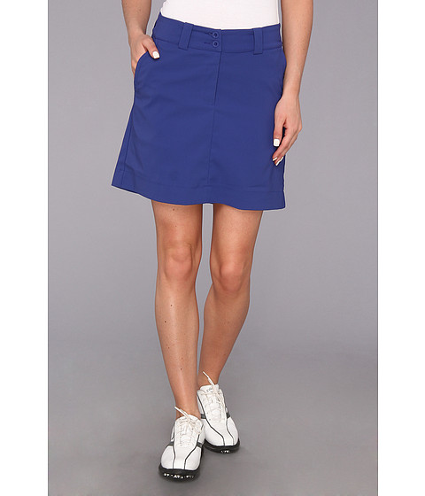 Nike Golf - Modern Rise Tech Skort (Deep Royal Blue/Deep Royal Blue) Women's Skort