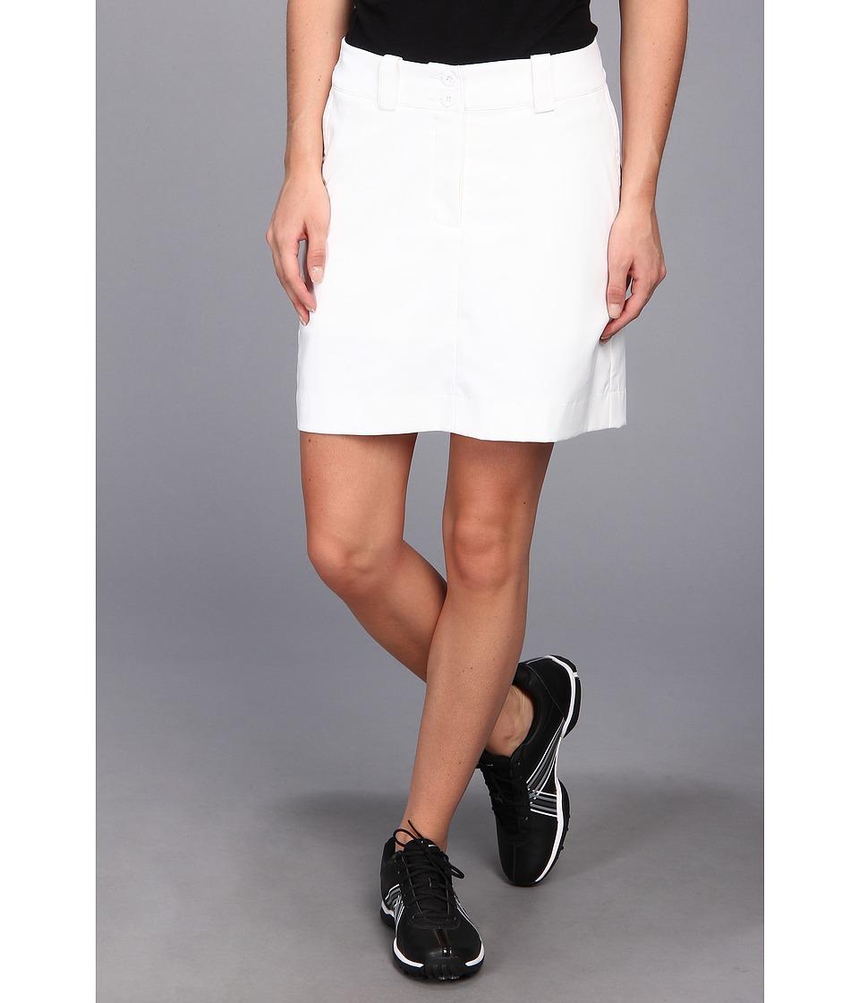 Nike Golf - Modern Rise Tech Skort (White/White) Women's Skort