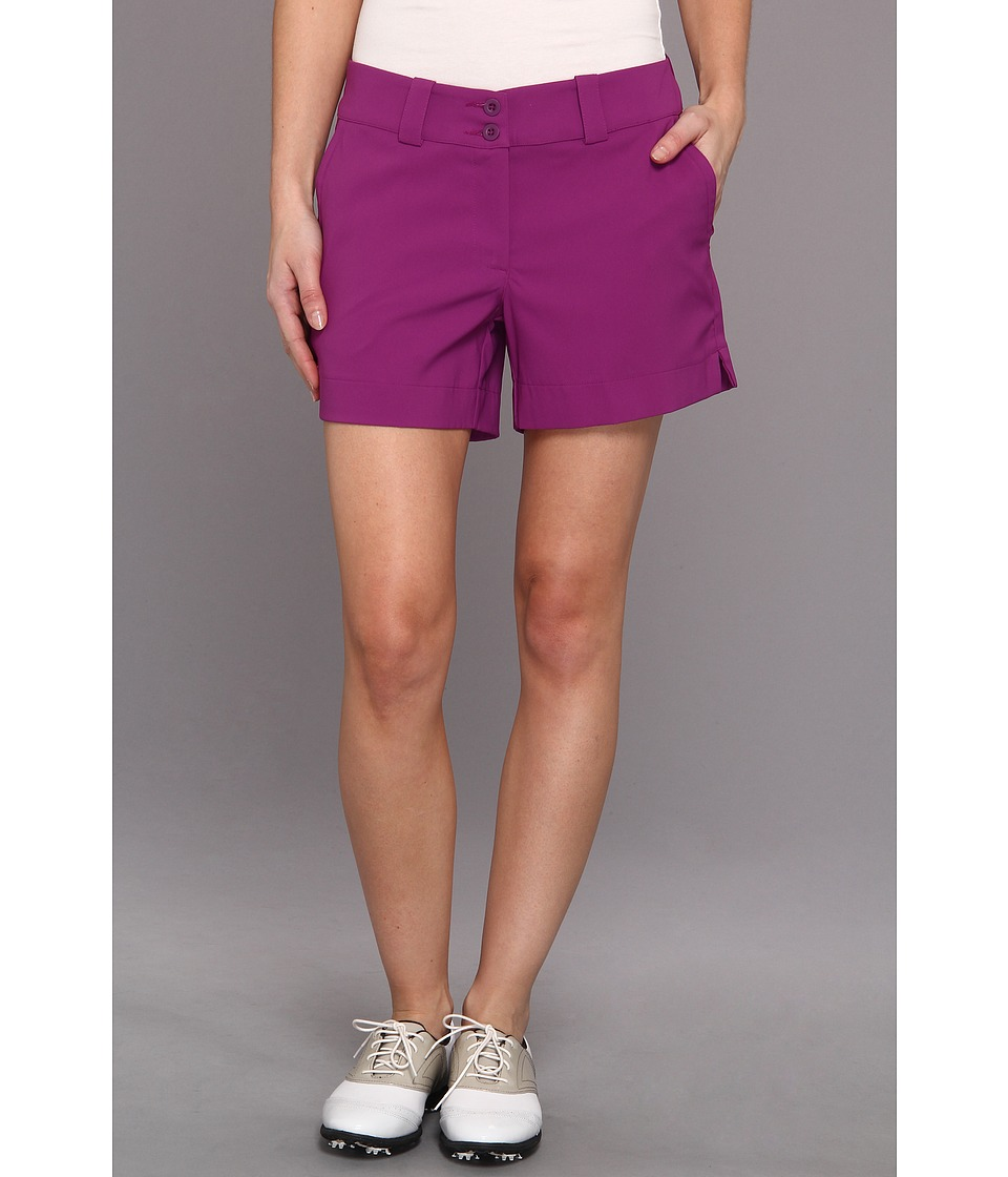 Nike Golf - Modern Rise Sporty Short (Bright Grape/Bright Grape) Women's Shorts