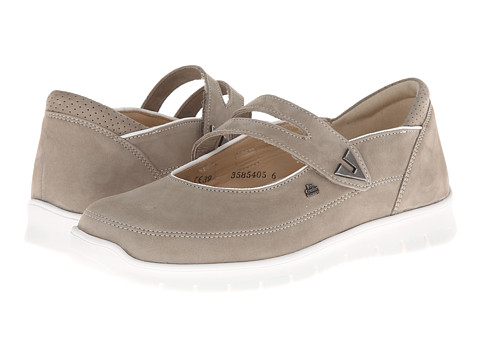 Finn Comfort - Buchara (Rock Nubuk) Women's Shoes
