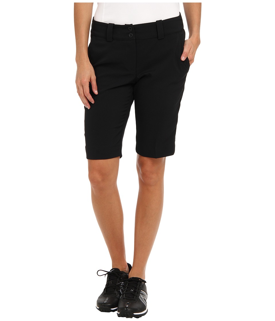 Nike Golf - Modern Rise Tech Short (Black/Black) Women