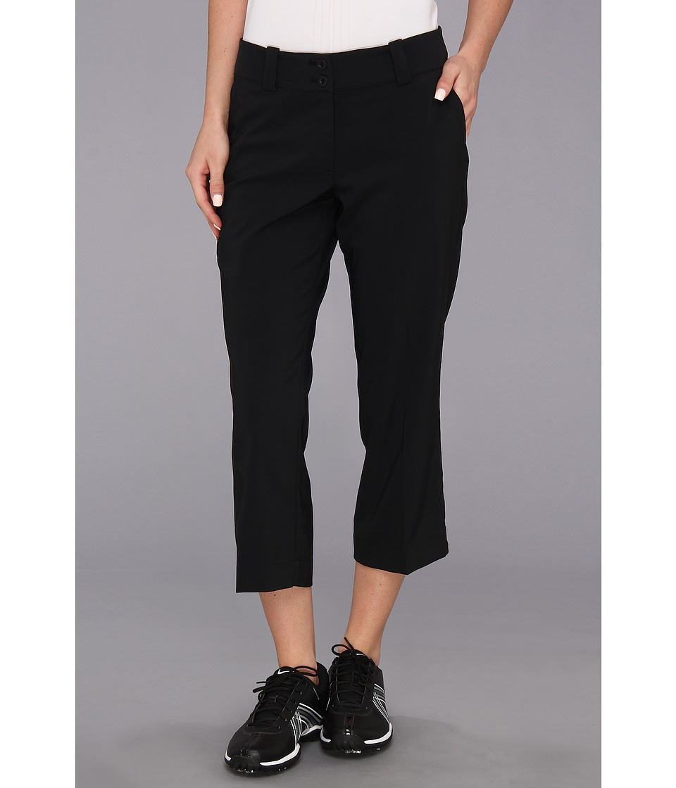 Nike Golf - Modern Rise Tech Crop Pant (Black/Black) Women's Casual Pants