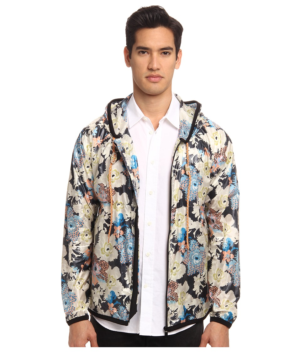 Marc Jacobs - Printed Windbreaker (Multi) Men's Jacket