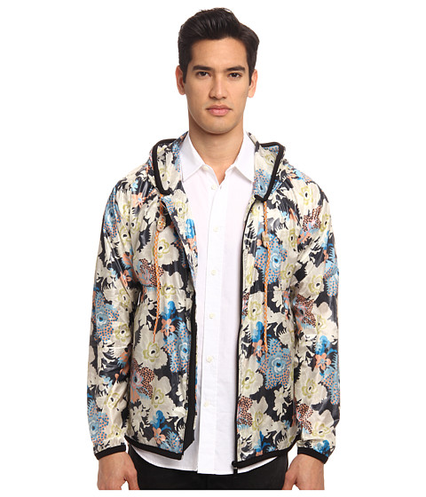 Marc Jacobs - Printed Windbreaker (Multi) Men