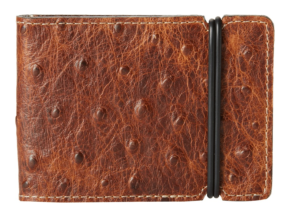 Torino Leather Co. - Cash Cover (Cognac) Men's Belts
