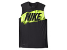 Nike Kids Hyper Speed GFX Sleeveless Top (Little Kids/Big Kids) (Anthracite/Anthracite)