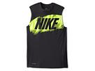 Nike Kids Hyper Speed GFX Sleeveless Top (Little Kids/Big Kids) (Anthracite/Anthracite)