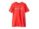 Nike Kids Field Sport Football Top (Little Kids/Big Kids) (Laser Crimson)
