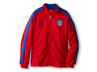 Nike Kids Nike N98 USA Authentic Track Jacket (Little Kids/Big Kids) (University Red/Game Royal/Game Royal)