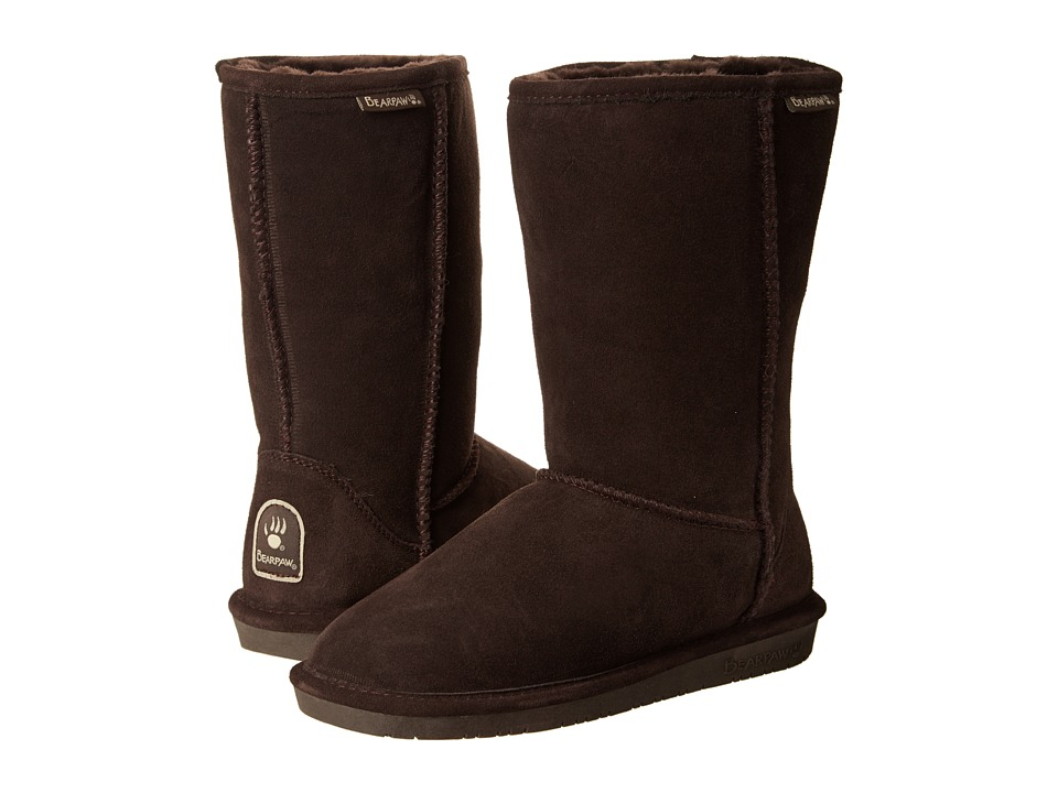 Bearpaw - Emma (Chocolate Suede) Women