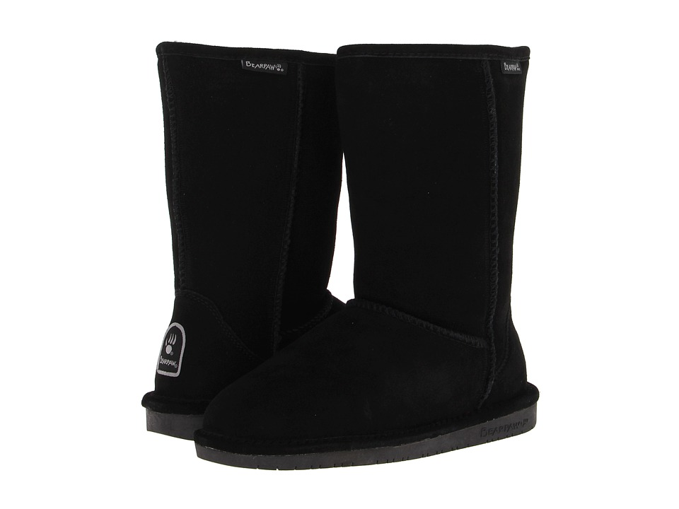 Bearpaw - Emma (Black II) Women's Pull-on Boots