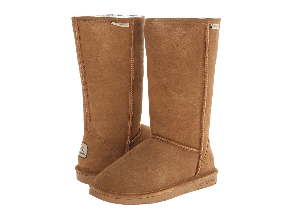 Bearpaw - Emma Tall (Hickory II) Women's Pull-on Boots