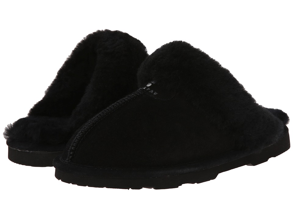 Bearpaw - Loki II (Black II) Women's Slippers