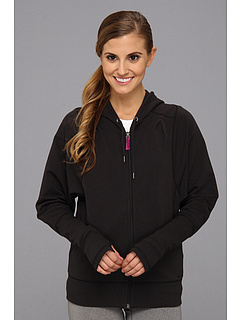 SALE! $32.5 - Save $32 on New Balance Fashion Full Zip Hoodie (Black) Apparel - 50.00% OFF $65.00