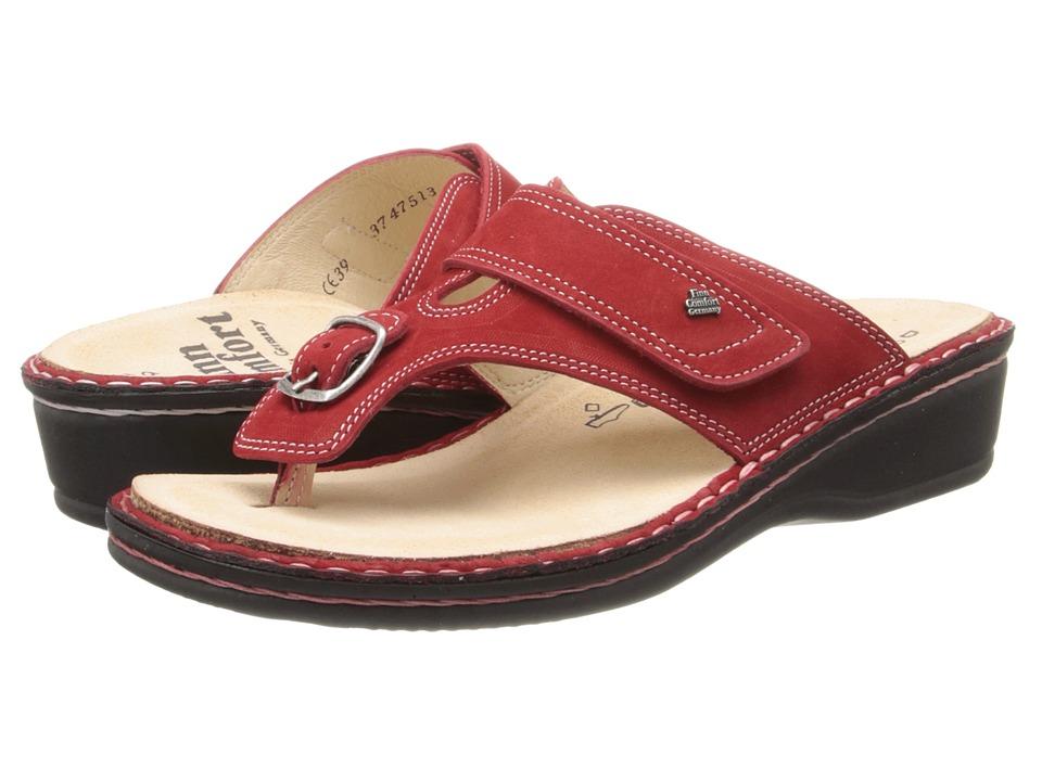 Finn Comfort - Phuket - 2533 (Monzared Nubuk) Women's Sandals