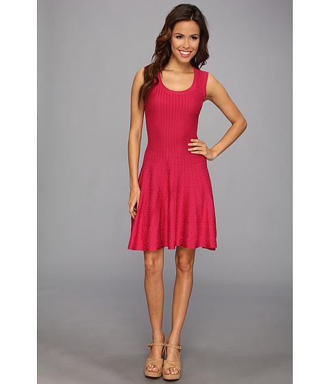 NIC+ZOE - Twirl Dress (Wild Cherry) Women