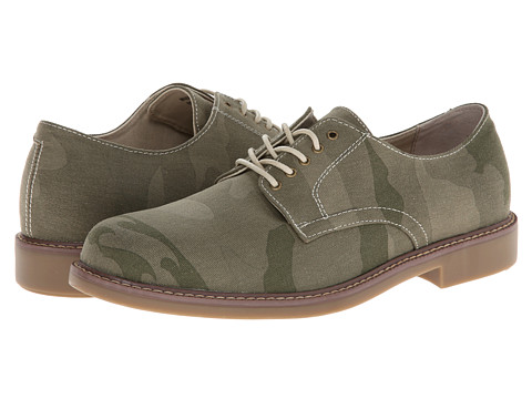 Bass - Brockton Canvas (Camo/Gum) Men's Lace up casual Shoes