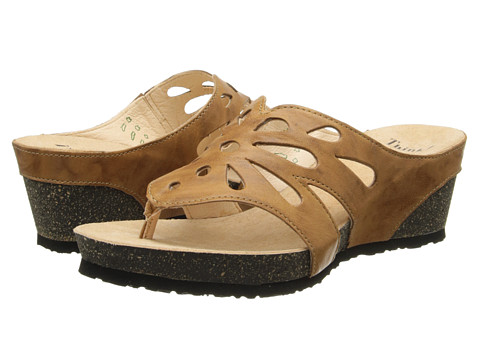 Think! - Zilli Damen - 82324 (Caramel/Kombi) Women's Sandals